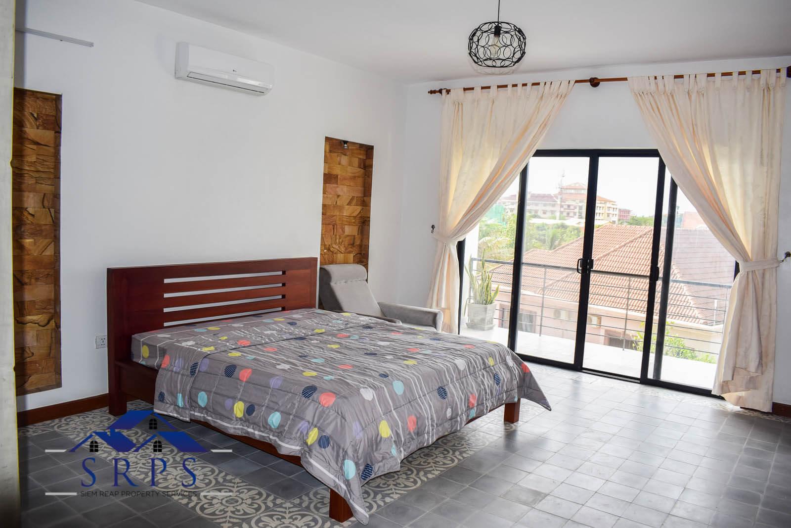 Central 1 bedroom Studio-Bakheng Road