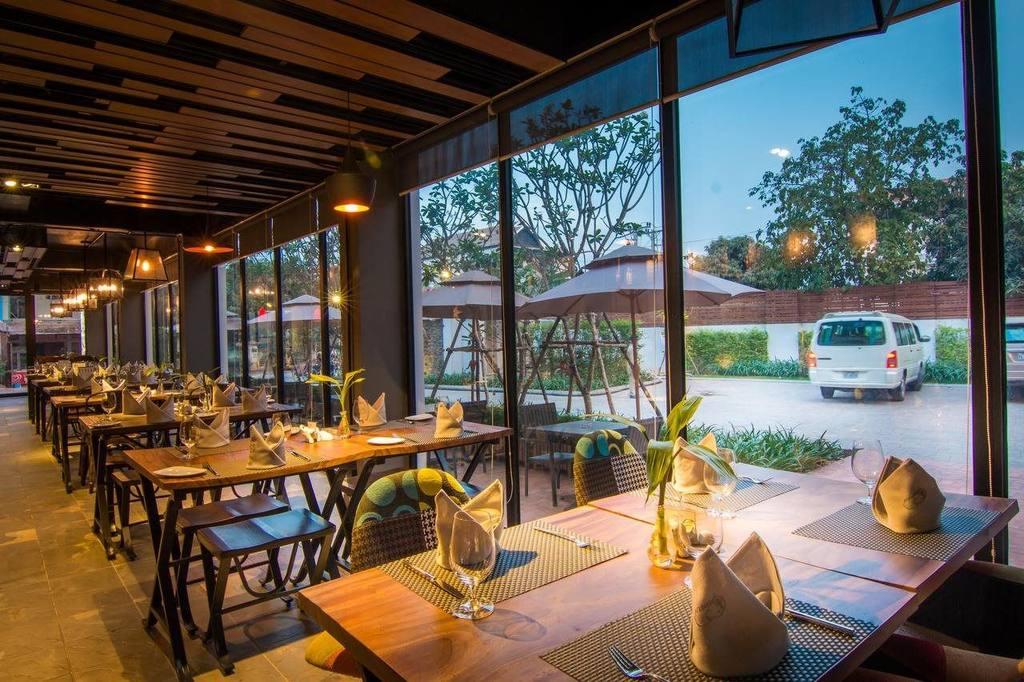 SRPS Recommends: Damrei Angkor Hotel's Buffet Breakfast