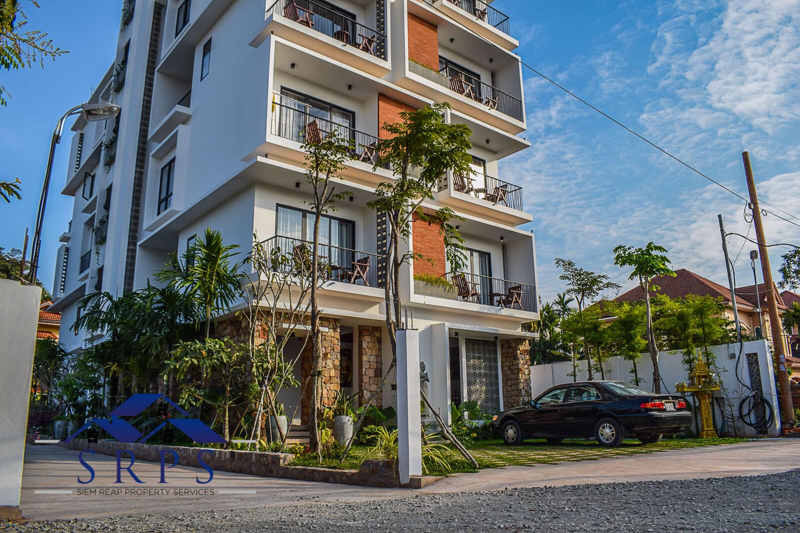 Beautiful 1 bedroom apartment for rent- Svay Dangkum