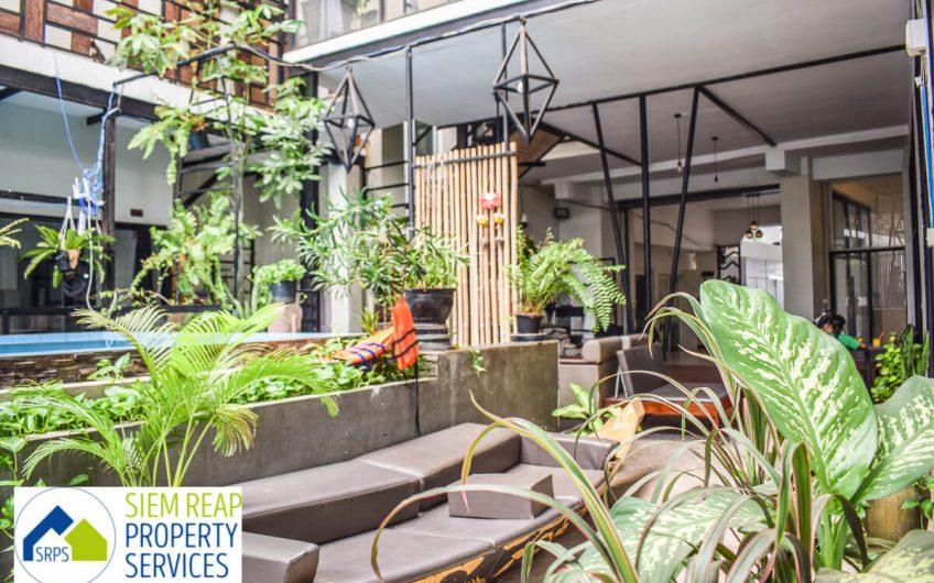 1 bedroom studio for rent-Svay Dangkum