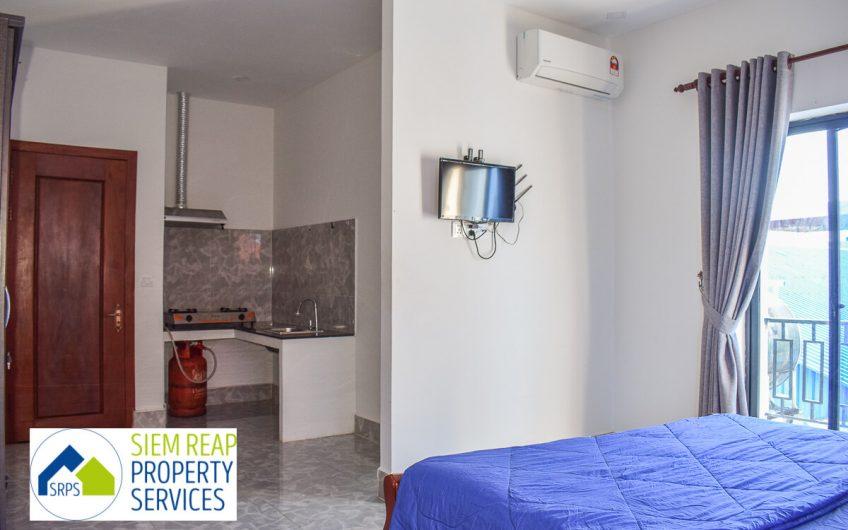 Well-price 1 bedroom studio for rent-Wat Bo