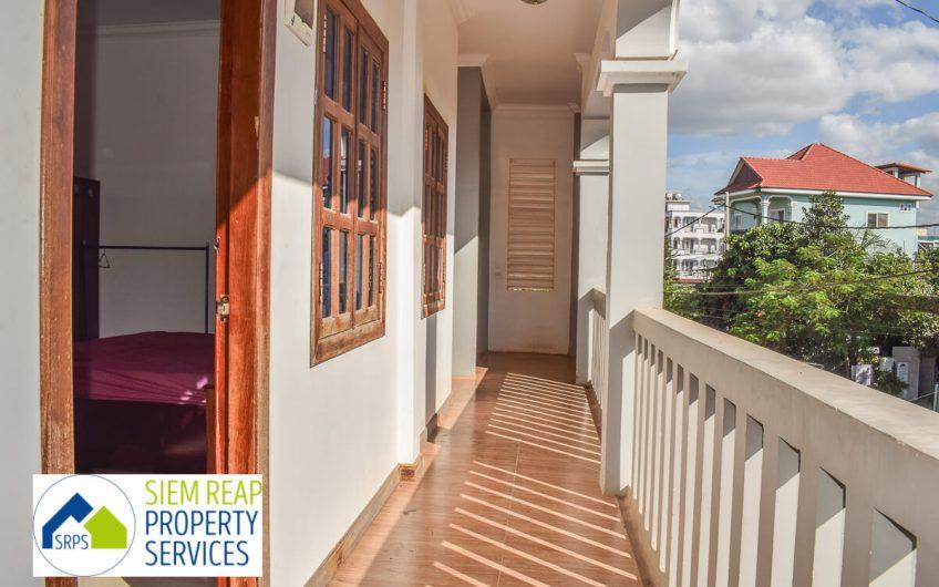 1 bedroom apartment for rent-Wat Bo