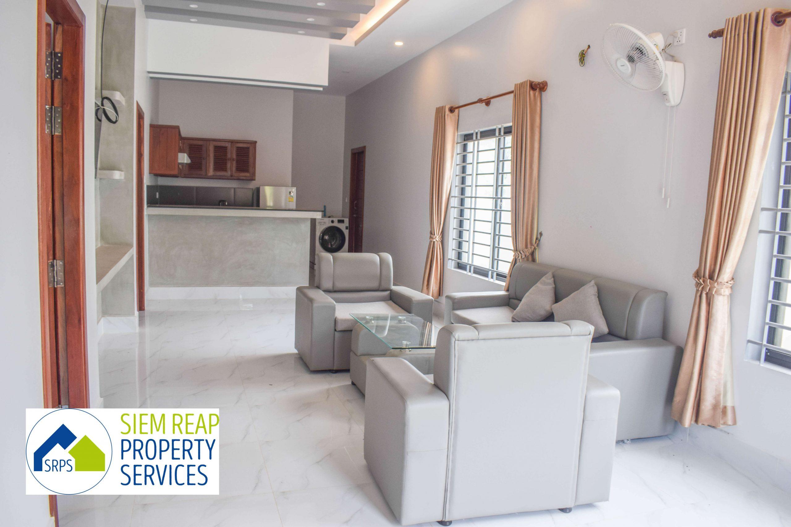 Beautiful 2 bedroom house for rent-Salakamreuk